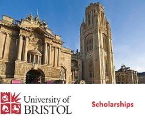 Engineering Scholarships for Overseas Students At University Of Bristol, UK- 2018